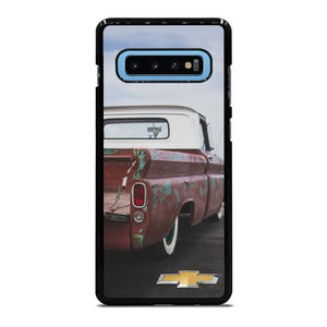 CHEVY SILVERADO Cover Samsung Galaxy S10 Plus