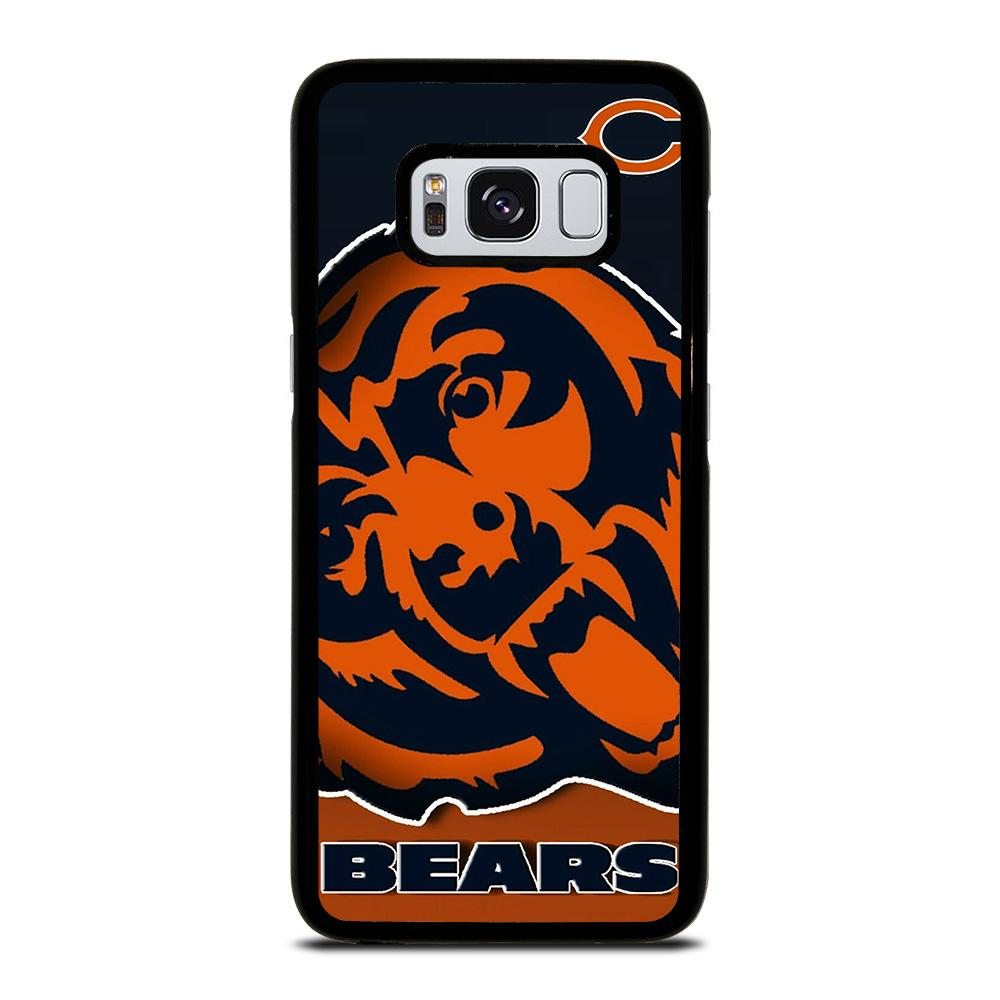 CHICAGO BEARS NFL Cover Samsung Galaxy S8,spigen cover s8 cover s8 trasparente,CHICAGO BEARS NFL Cover Samsung Galaxy S8