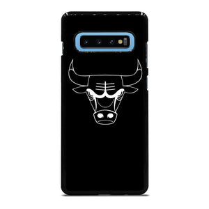CHICAGO BULLS VECTOR LOGO Cover Samsung Galaxy S10 Plus