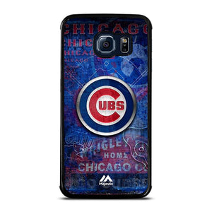 CHICAGO CUBS 2 Cover Samsung Galaxy S6 Edge