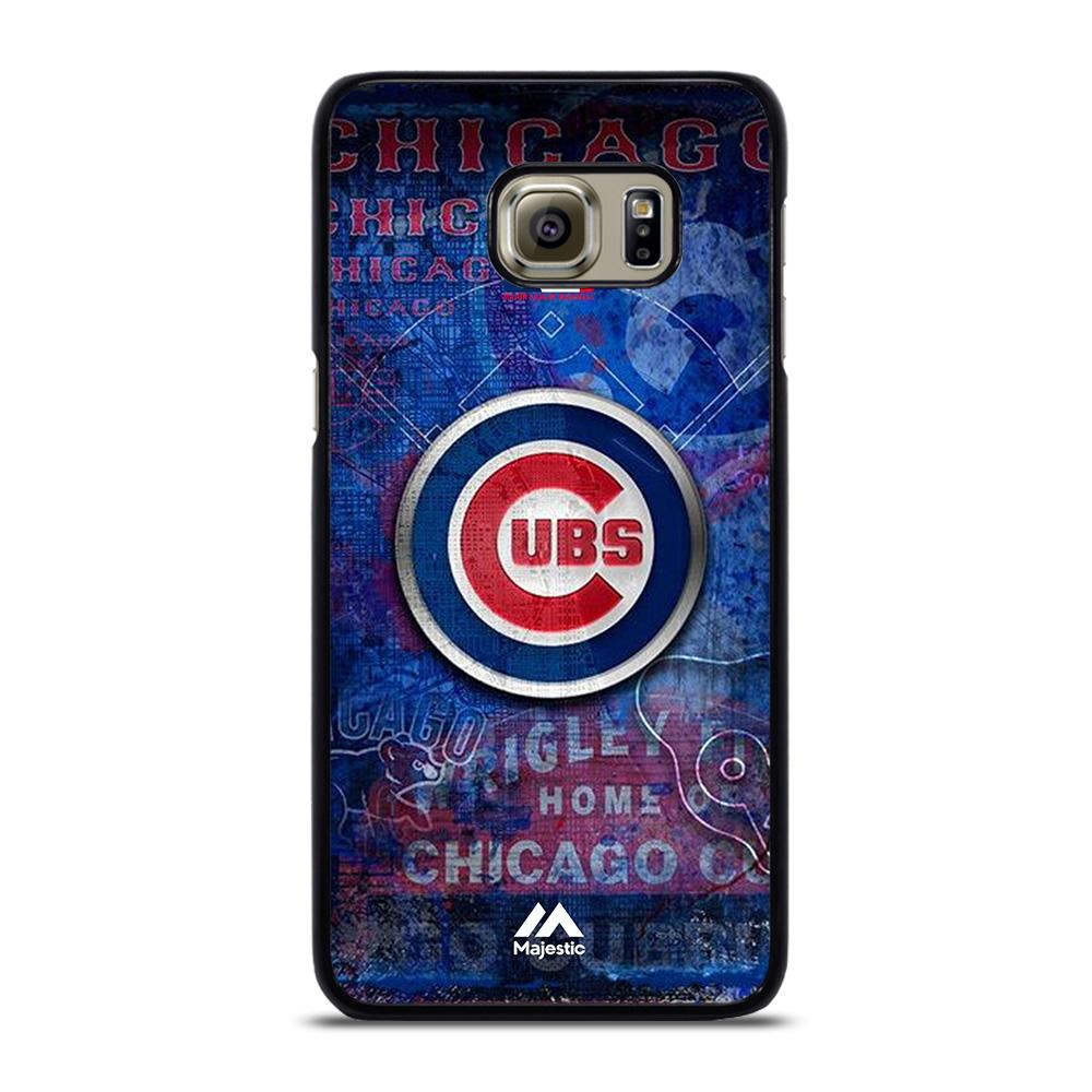 CHICAGO CUBS 2 Cover Samsung Galaxy S6 Edge Plus