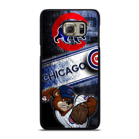 CHICAGO CUBS 3 Cover Samsung Galaxy S6 Edge Plus
