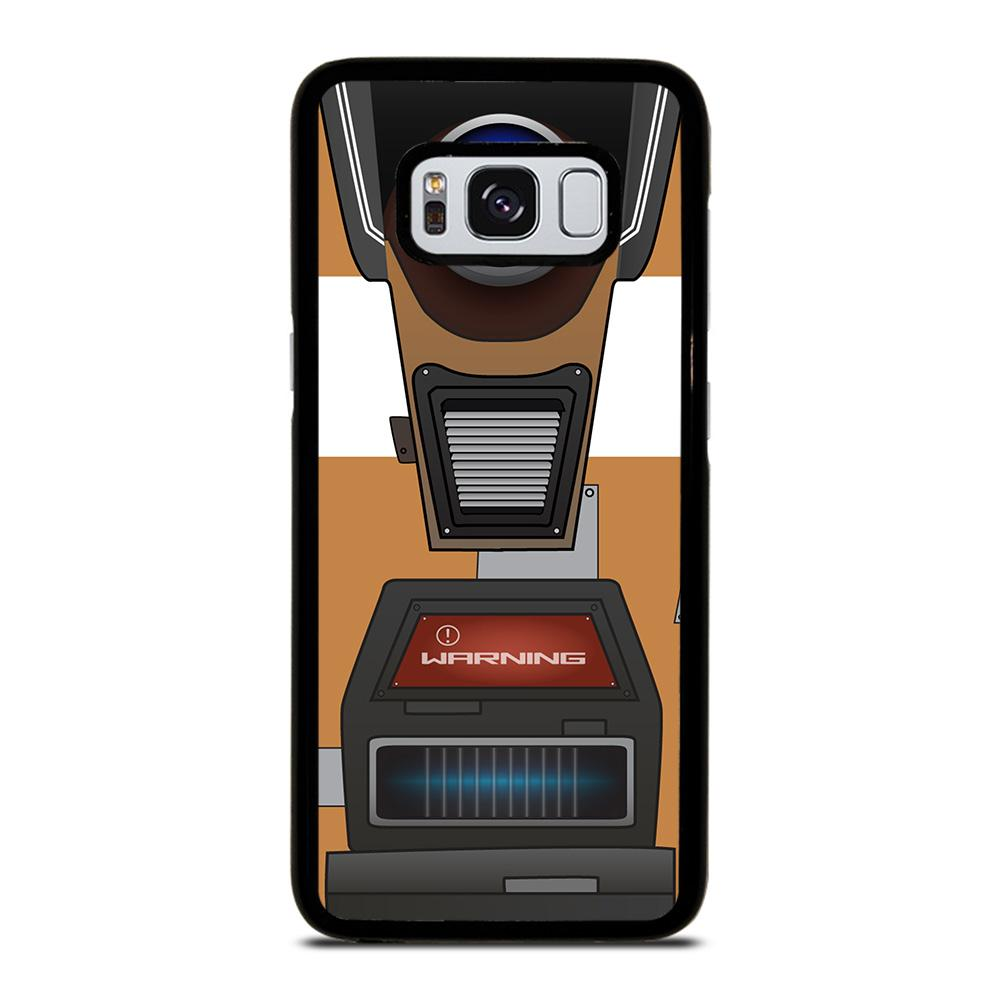 CLAPTRAP BORDERLANDS Cover Samsung Galaxy S8,cover s8  samsung cover s8 alcantara,CLAPTRAP BORDERLANDS Cover Samsung Galaxy S8