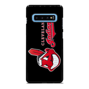 CLEVELAND INDIANS LANDSCAPE Cover Samsung Galaxy S10 Plus