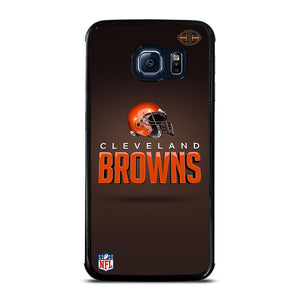 CLEVELAND BROWNS 1 Cover Samsung Galaxy S6 Edge