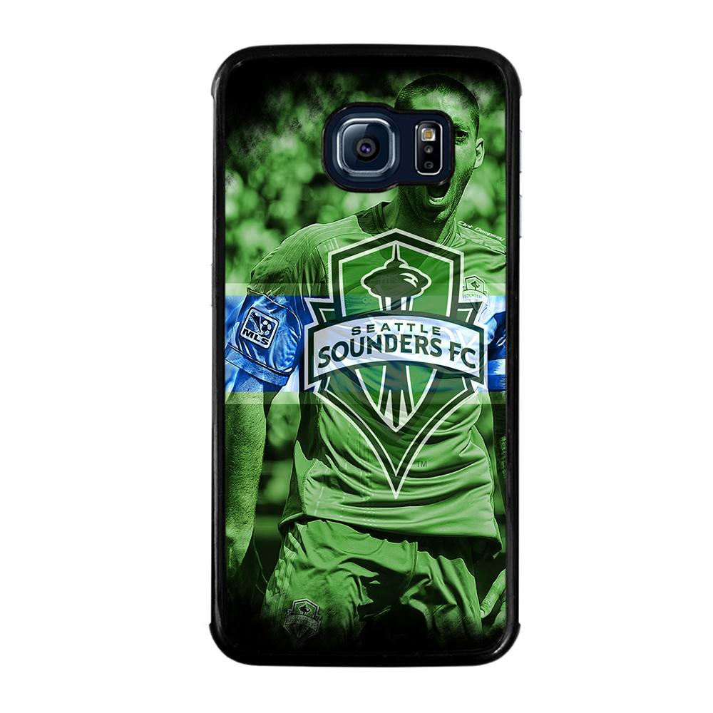 CLINT DEMPSEY SOUNDERS GALAXY Cover Samsung Galaxy S6 Edge
