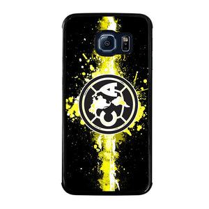 CLUB AMERICA AGUILAS ART LOGO Cover Samsung Galaxy S6 Edge