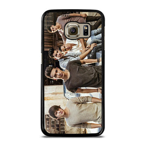 CNCO GROUP 4 Cover Samsung Galaxy S6