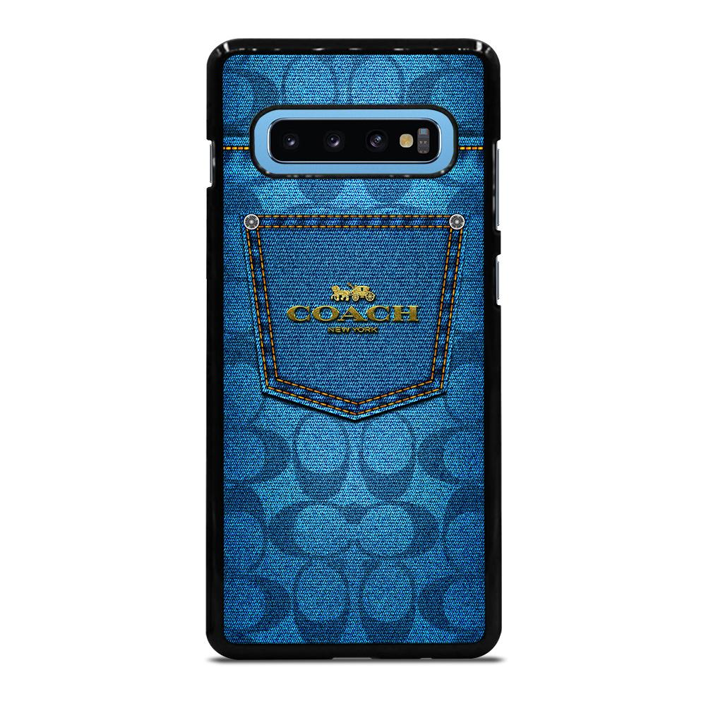 COACH JEANS Cover Samsung Galaxy S10 Plus - bravocover