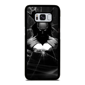 CRACKED OUT GLASS BATMAN THE DARK KNIGHT 3 Cover Samsung Galaxy S8,cover s8 silicone cover s8 spigen,CRACKED OUT GLASS BATMAN THE DARK KNIGHT 3 Cover Samsung Galaxy S8