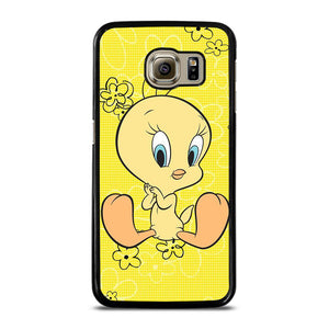 CUTE TWEETY BIRD Cover Samsung Galaxy S6