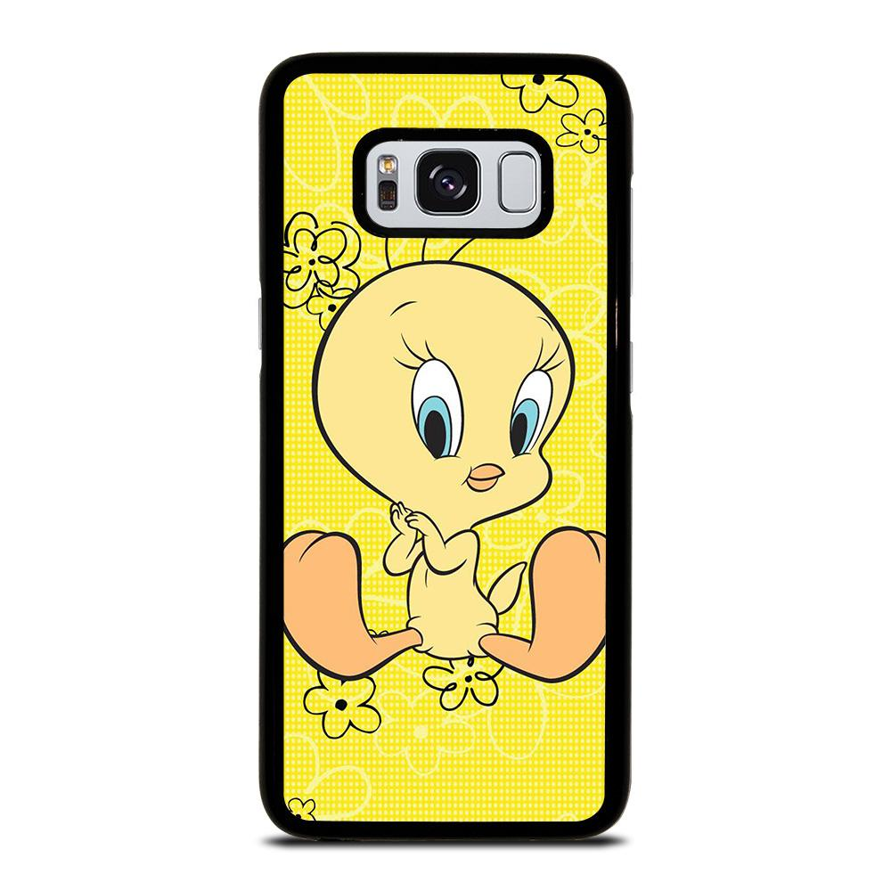 CUTE TWEETY BIRD Cover Samsung Galaxy S8,cover s8 di marca cover s8 spigen,CUTE TWEETY BIRD Cover Samsung Galaxy S8