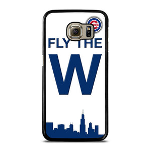 Chicago Cubs Mlb Icon Cover Samsung Galaxy S6