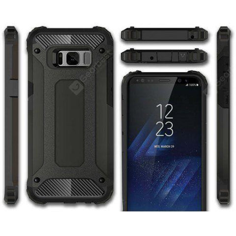 Custodia Huawei P8 Lite Cover Antiurto Integrale IPhone 7 8 Plus X