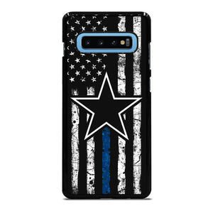 DALLAS COWBOYS THIN BLUE Cover Samsung Galaxy S10 Plus