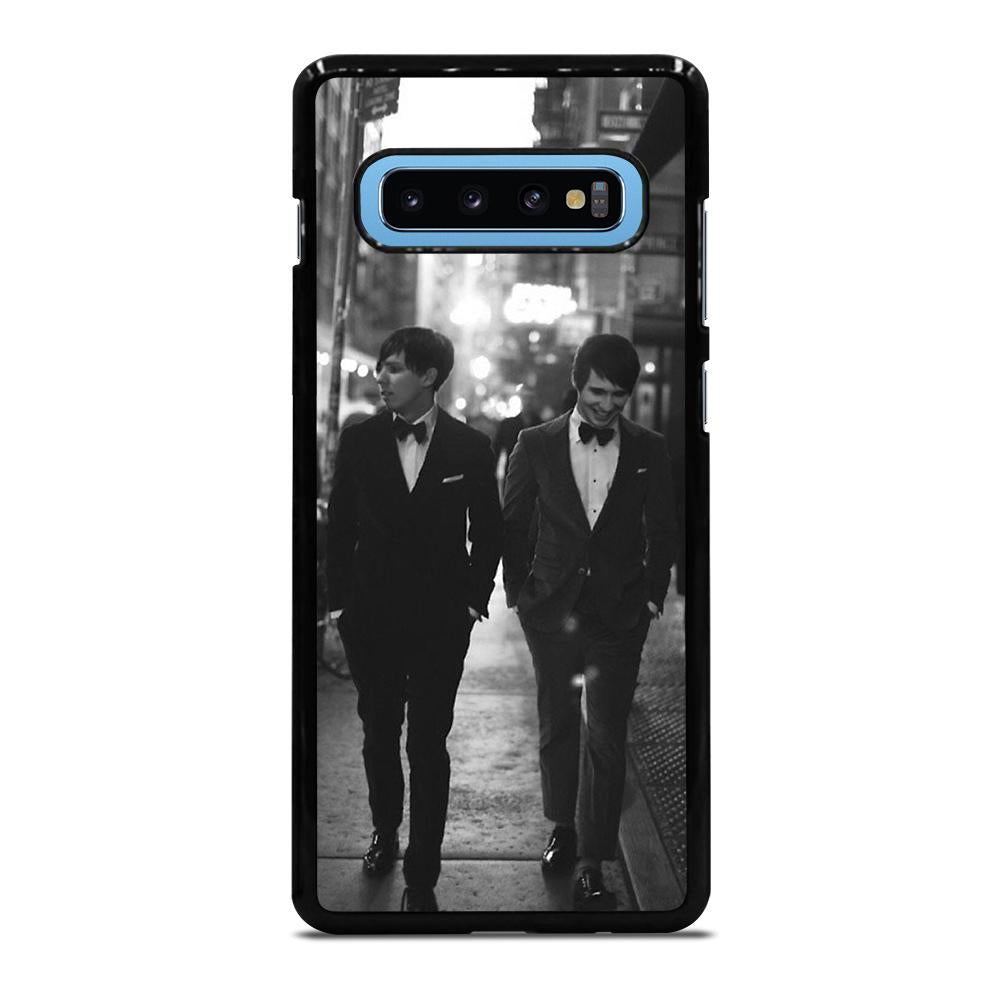 DAN AND PHIL Cover Samsung Galaxy S10 Plus - bravocover