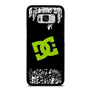 DC SHOES LOGO Cover Samsung Galaxy S8,cover s8 personalizzate cover s8 samsung,DC SHOES LOGO Cover Samsung Galaxy S8