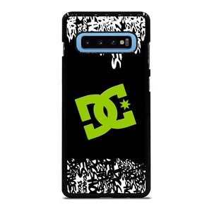 DC SHOES LOGO Cover Samsung Galaxy S10 Plus - bravocover