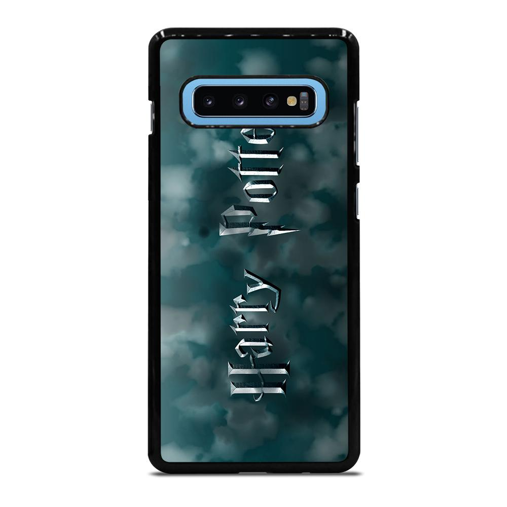 DEATHLY HALLOWS HARRY POTTER Cover Samsung Galaxy S10 Plus