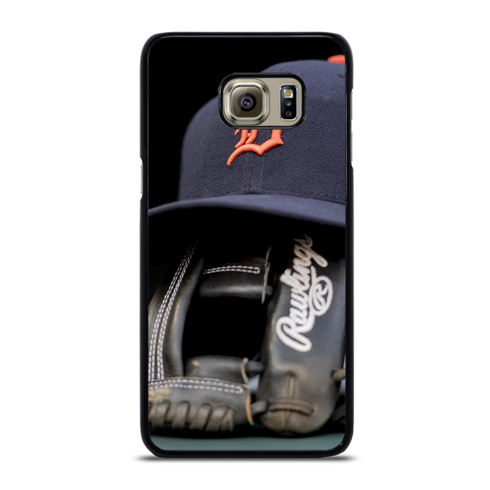DETROIT TIGERS 4 Cover Samsung Galaxy S6 Edge Plus