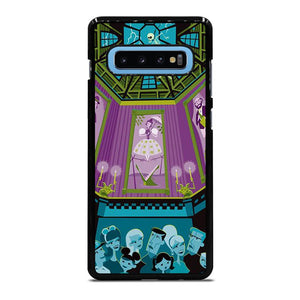 DISNEY HAUNTED MANSION STRETCHING 2 Cover Samsung Galaxy S10 Plus
