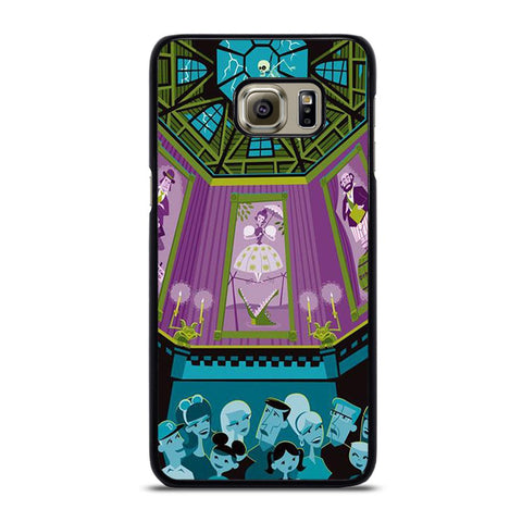 DISNEY HAUNTED MANSION STRETCHING 2 Cover Samsung Galaxy S6 Edge Plus