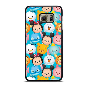 DISNEY TSUM TSUM 4 Cover Samsung Galaxy S6 Edge Plus