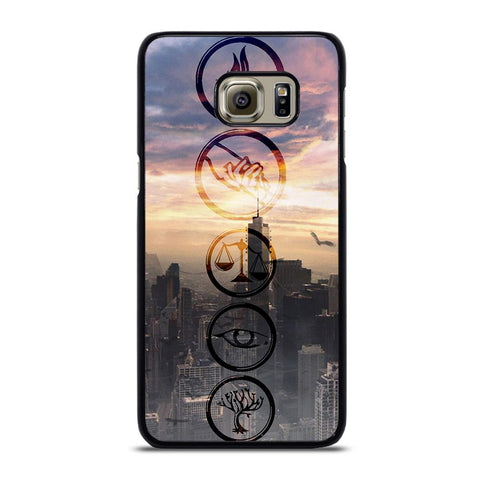 DIVERGENT AMITY Cover Samsung Galaxy S6 Edge Plus