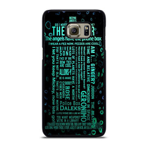 DOCTOR WHO TARDIS Cover Samsung Galaxy S6 Edge Plus