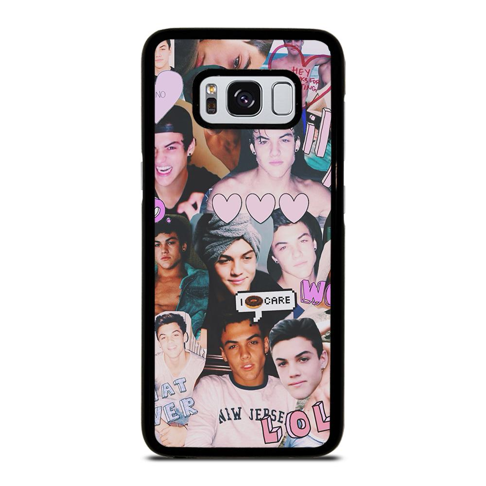 DOLAN TWINS COLLAGE Cover Samsung Galaxy S8,ikalula cover s8 cover s8 quale scegliere,DOLAN TWINS COLLAGE Cover Samsung Galaxy S8