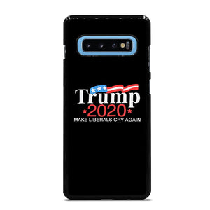DONALD TRUMP ELECTION 2020 Cover Samsung Galaxy S10 Plus