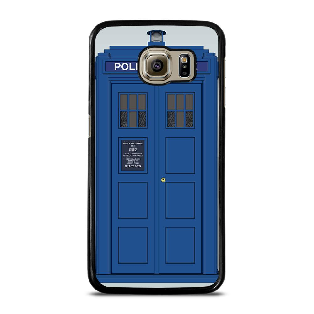 DR WHO TARDIS 2 Cover Samsung Galaxy S6