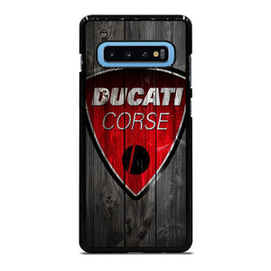DUCATI LOGO CUSTOM Cover Samsung Galaxy S10 Plus