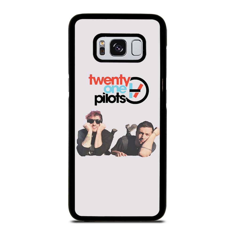 DUO TWENTY ONE PILOTS Cover Samsung Galaxy S8,battery cover s8 view cover s8,DUO TWENTY ONE PILOTS Cover Samsung Galaxy S8