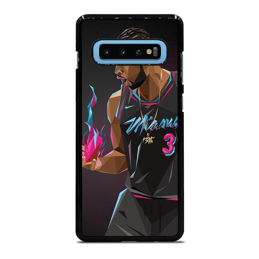 DWYANE WADE MIAMI HEAT ART Cover Samsung Galaxy S10 Plus