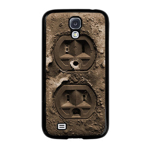 ELECTRIC OUTLET Cover Samsung Galaxy S4