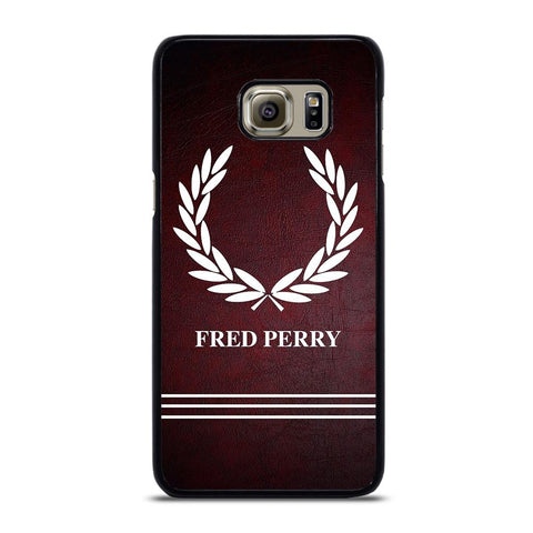 ELEGANT FRED PERRY LOGO Cover Samsung Galaxy S6 Edge Plus