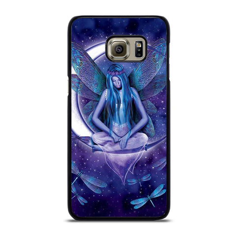 FAIRY DRAGONFLIES ON THE MOON Cover Samsung Galaxy S6 Edge Plus