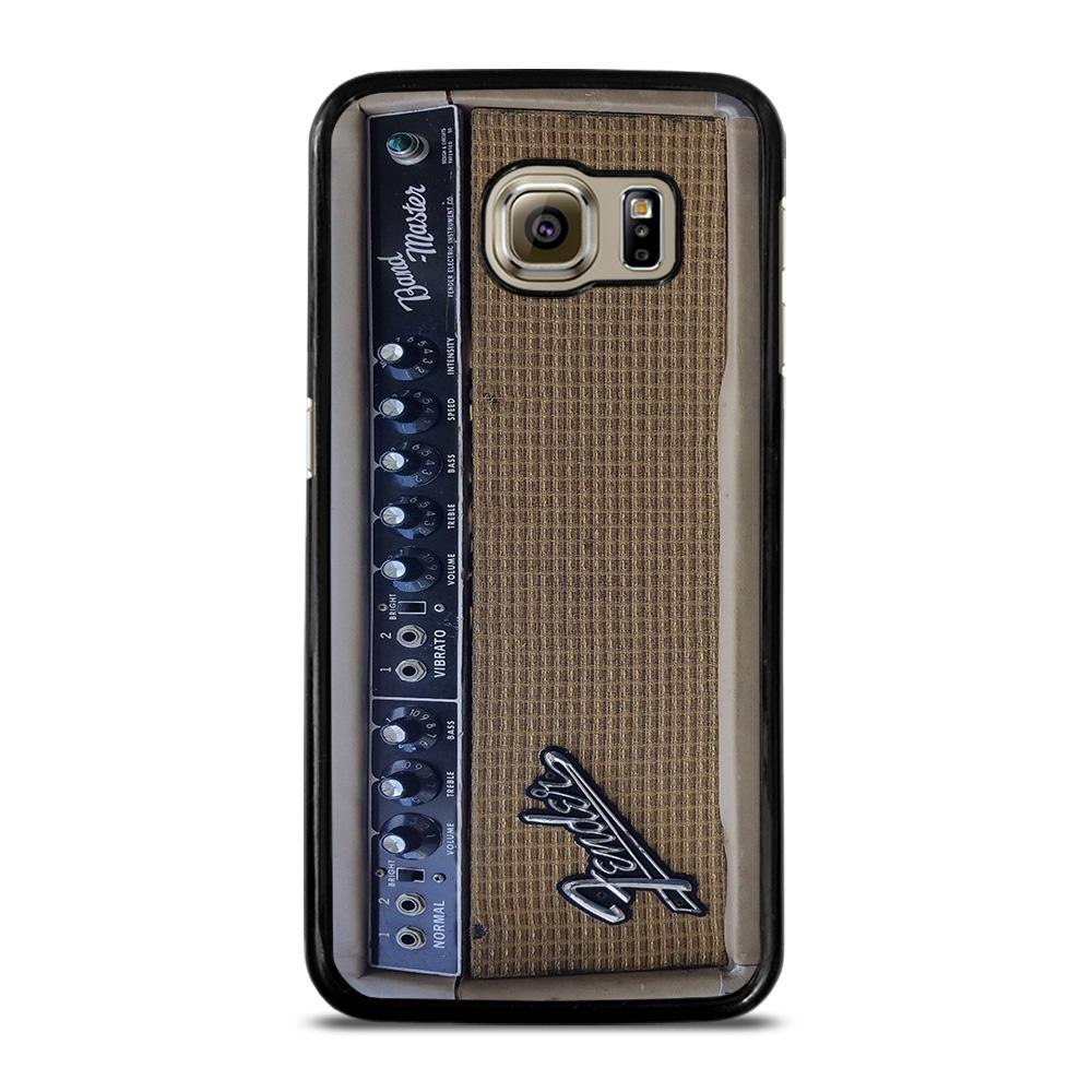 FENDER GUITAR AMPLIFIER 2 Cover Samsung Galaxy S6