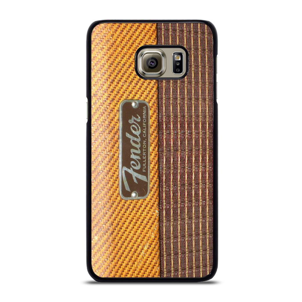 FENDER GUITAR AMPLIFIER 4 Cover Samsung Galaxy S6 Edge Plus