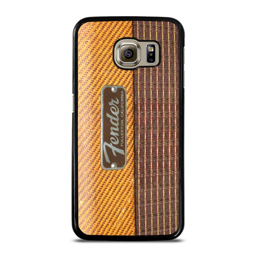 FENDER GUITAR AMPLIFIER 4 Cover Samsung Galaxy S6