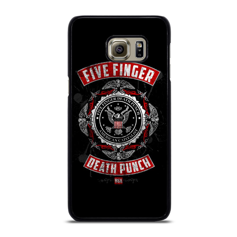 FIVE FINGER DEATH PUNCH 2 Cover Samsung Galaxy S6 Edge Plus
