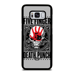 FIVE FINGER DEATH PUNCH 3 Cover Samsung Galaxy S8,cover s8 vr46 cover s8 vetro temperato,FIVE FINGER DEATH PUNCH 3 Cover Samsung Galaxy S8