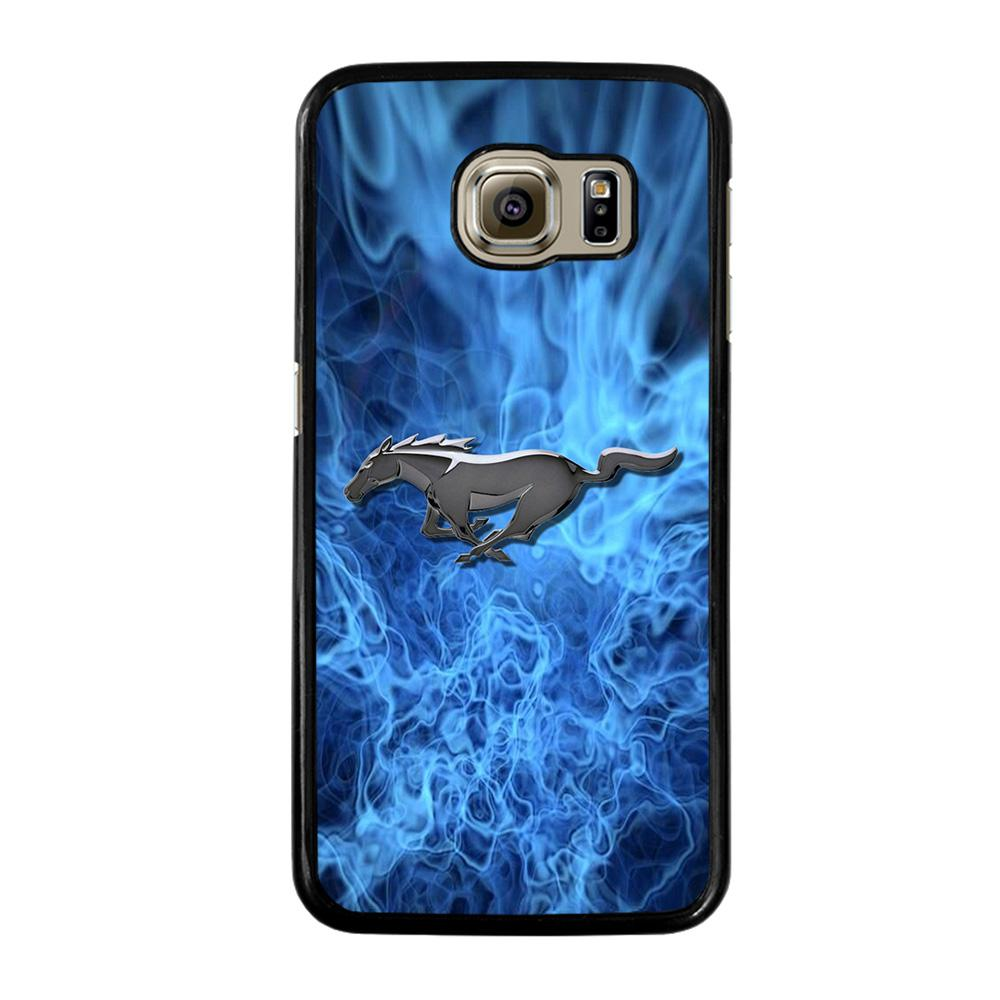 FORD MUSTANG DESIGN Cover Samsung Galaxy S6