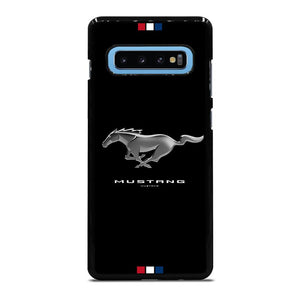 FORD MUSTANG LOGO 3 Cover Samsung Galaxy S10 Plus