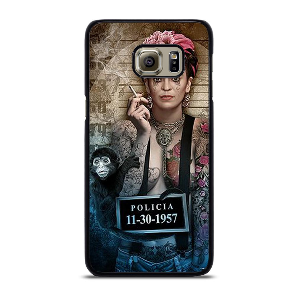 FRIDA KAHLO 4 Cover Samsung Galaxy S6 Edge Plus