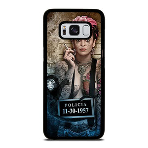 FRIDA KAHLO 4 Cover Samsung Galaxy S8,cover s8 trussardi shieldon cover s8,FRIDA KAHLO 4 Cover Samsung Galaxy S8
