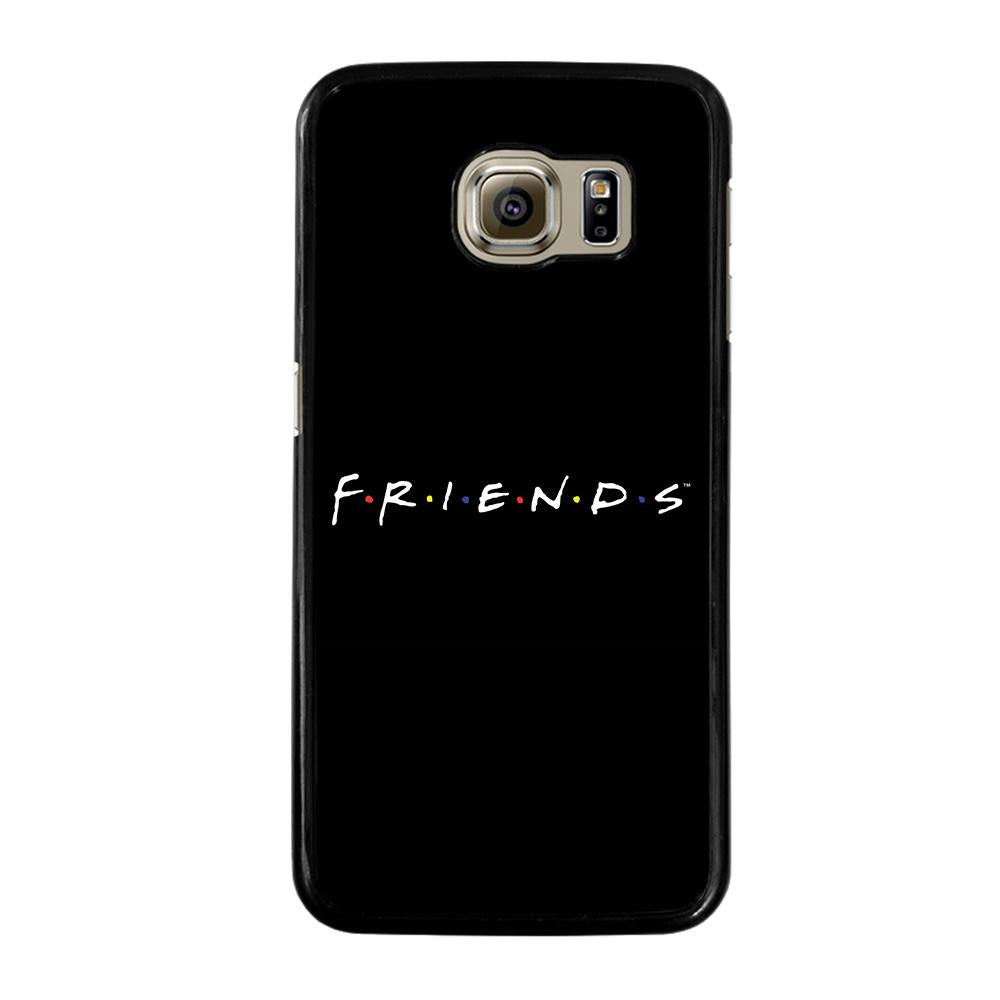 FRIENDS MINIMALISTIC Cover Samsung Galaxy S6