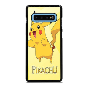 FUNNY CUTE PIKACHU POKEMON Cover Samsung Galaxy S10 Plus