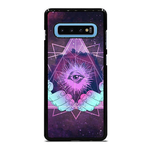 GALAXY ILLUMINATI Cover Samsung Galaxy S10 Plus